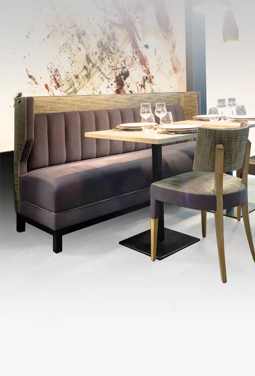 canap convertible luxe banquette d co chr collinet. Black Bedroom Furniture Sets. Home Design Ideas