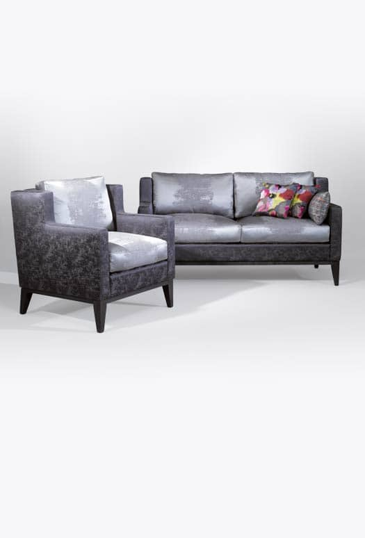 Canap convertible luxe banquette d co chr collinet for Canape convertible luxe