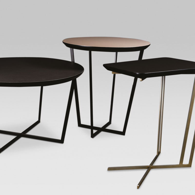 table console et bout de canap collection soho collinet. Black Bedroom Furniture Sets. Home Design Ideas