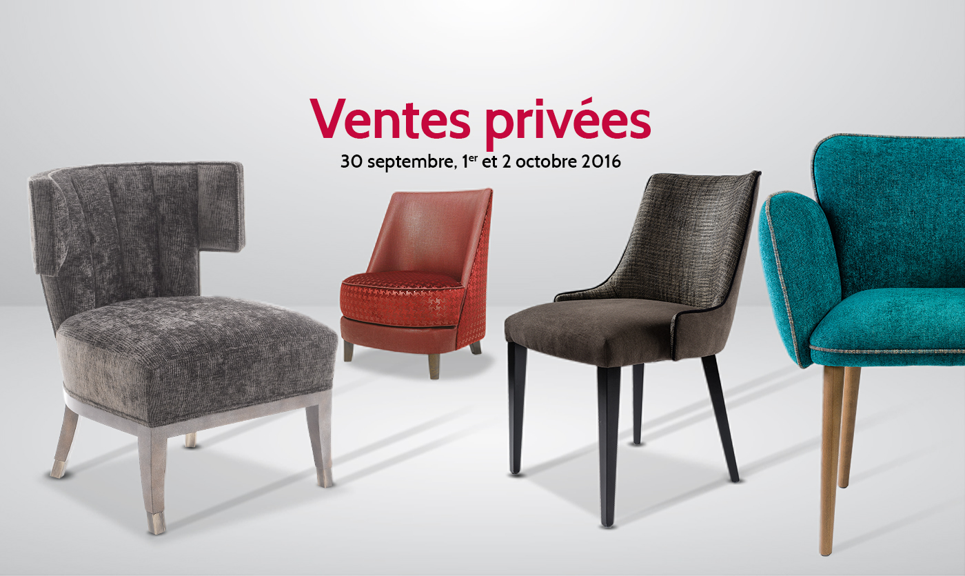 vente privee de meuble