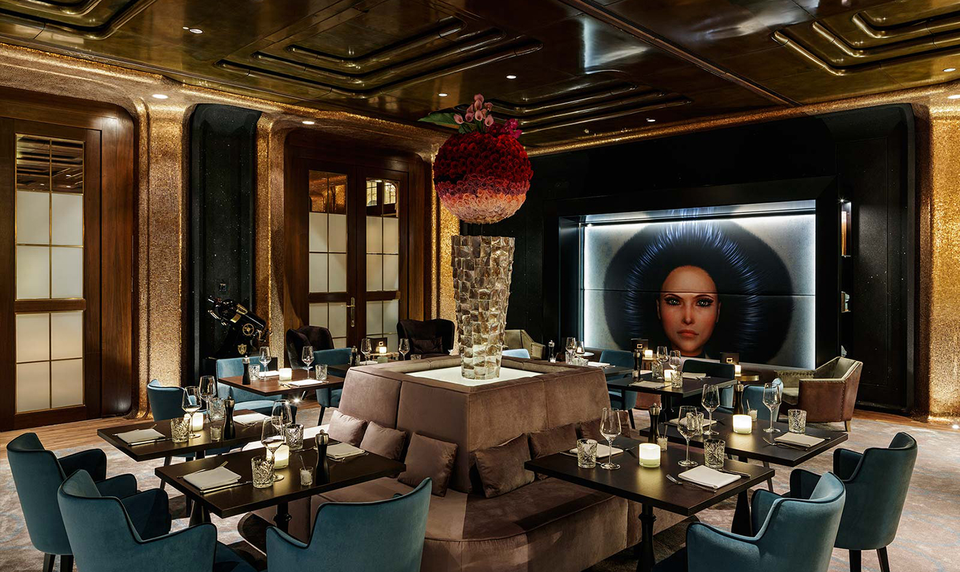 Casino Baden Baden Restaurant