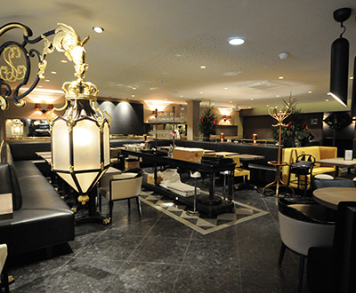 Actualit s h tels restaurants brasseries collinet - Restaurant thiou paris ...