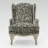 Bergère Louis XV Oreille 3