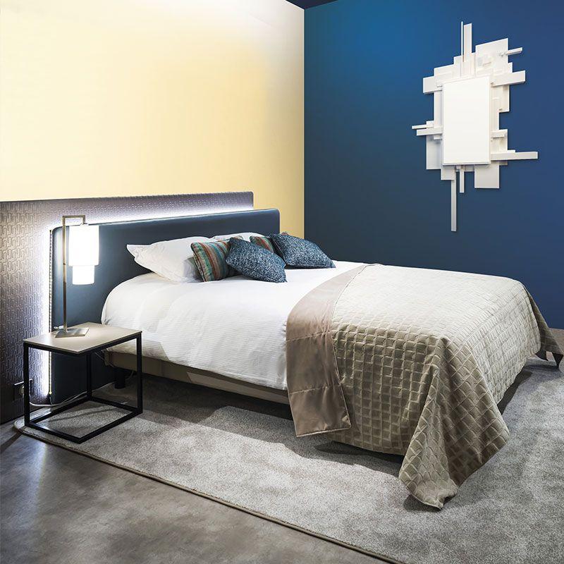Tete de lit mobilier hotel fabrication et design for Mobilier lit