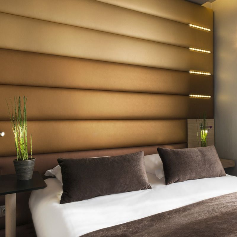 t te de lit pour h tel l ouville collinet. Black Bedroom Furniture Sets. Home Design Ideas
