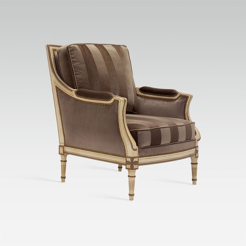 fauteuil louis xvi moderne trouvez le meilleur prix sur. Black Bedroom Furniture Sets. Home Design Ideas