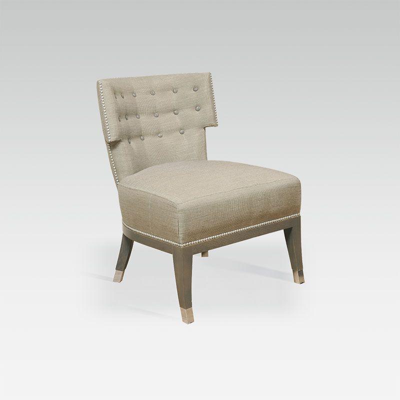 chauffeuse factory en tissu gris collinet. Black Bedroom Furniture Sets. Home Design Ideas