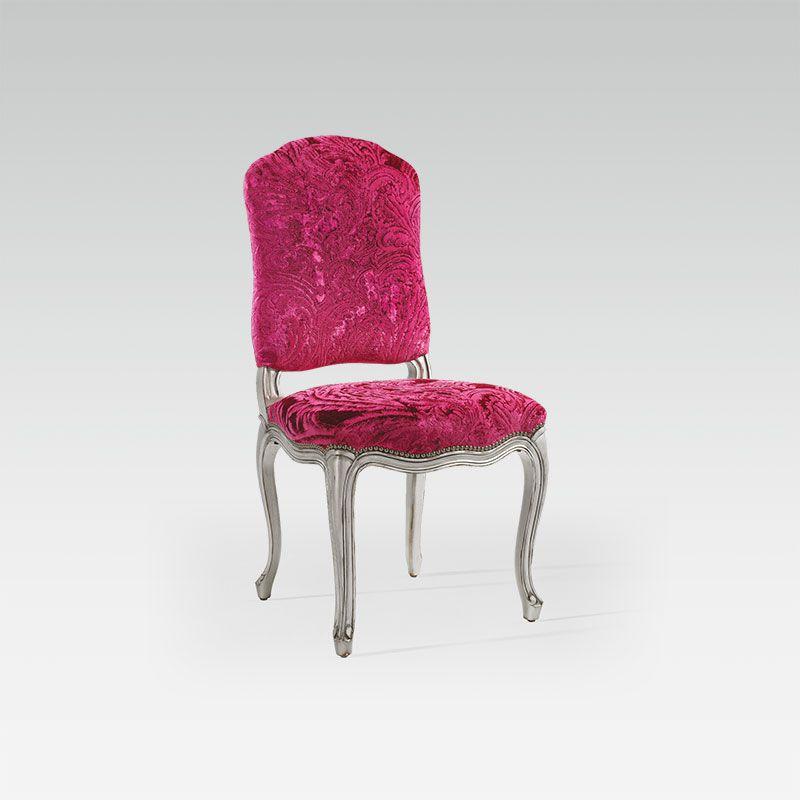 chaise louis xv pour chr restaurant bar et h tel collinet. Black Bedroom Furniture Sets. Home Design Ideas