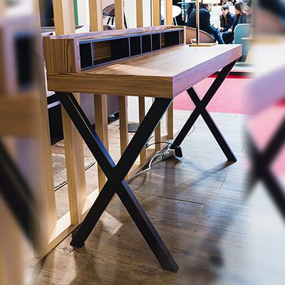 Bureau : mobilier hotel haut de gamme | Collinet