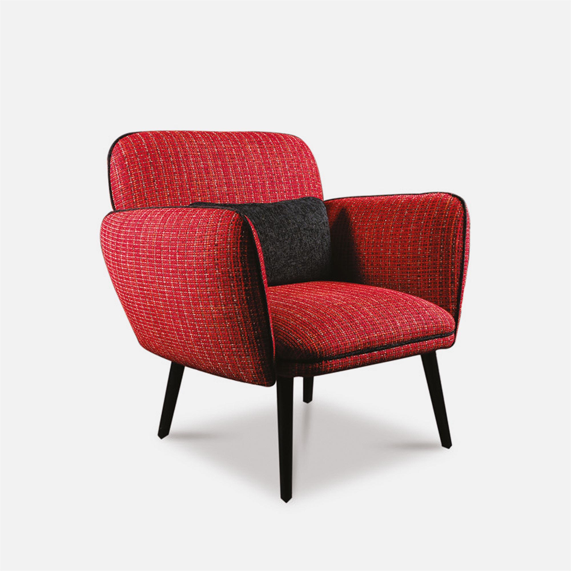 fauteuil confortable pour restaurant et h tel mellow collinet. Black Bedroom Furniture Sets. Home Design Ideas