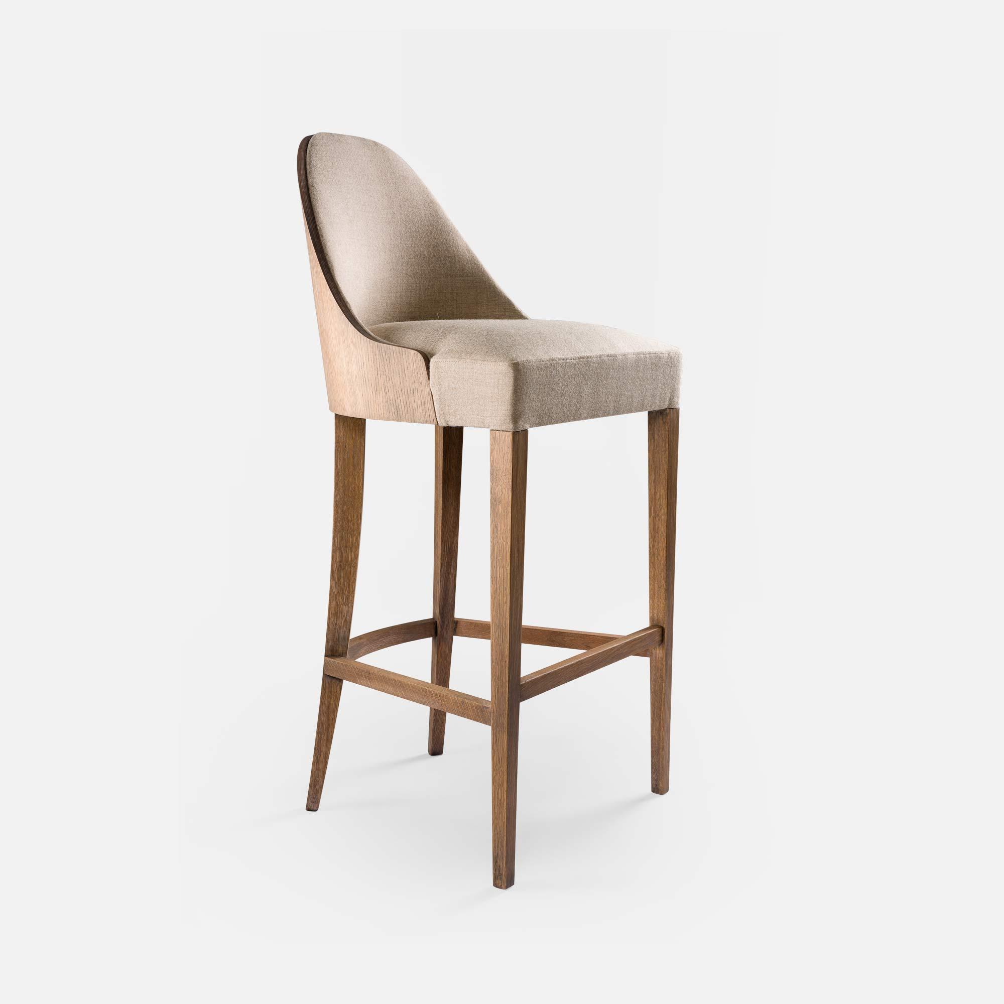 tabouret de bar cruz collinet. Black Bedroom Furniture Sets. Home Design Ideas