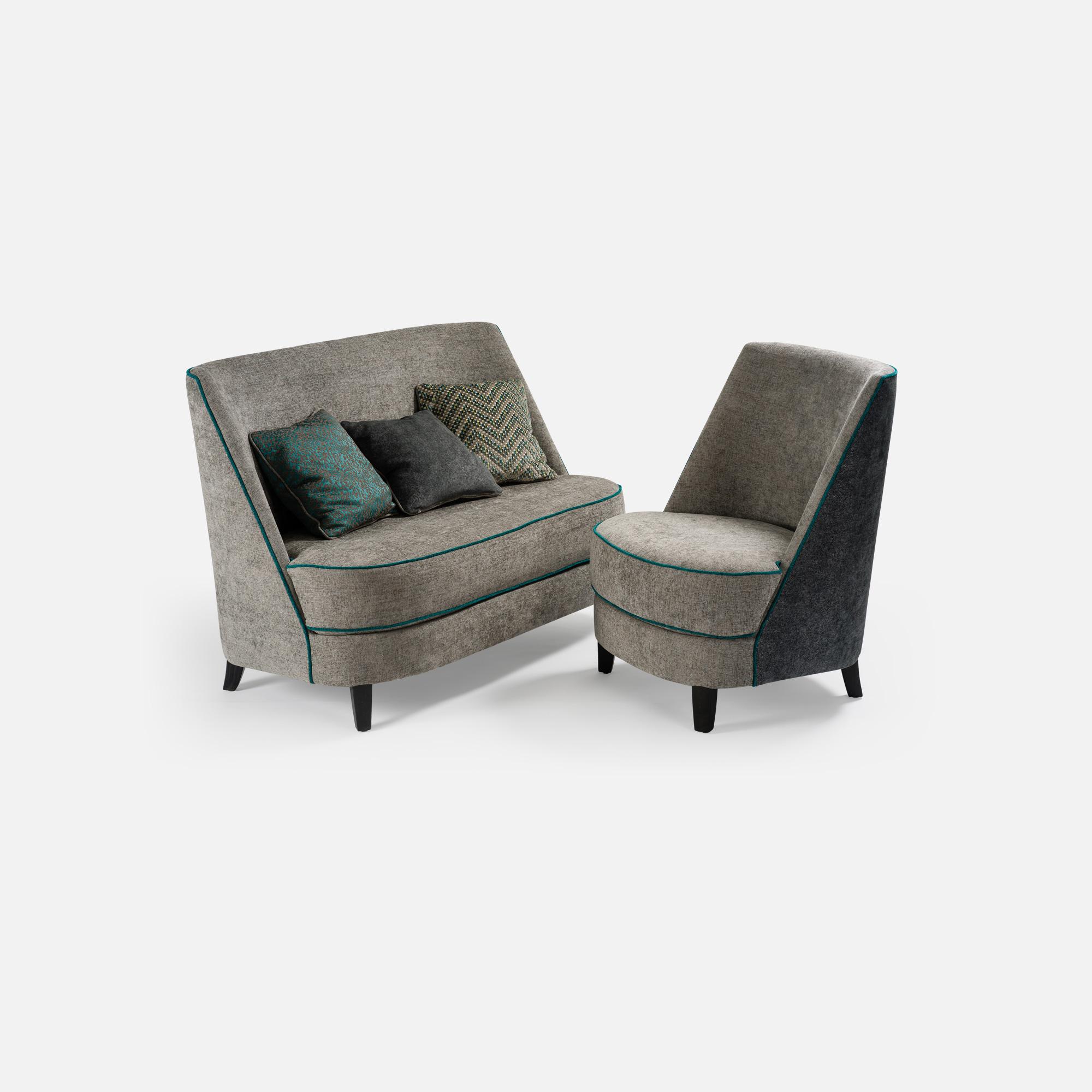 canap pour h tel zuma ultra tendance et cosy. Black Bedroom Furniture Sets. Home Design Ideas