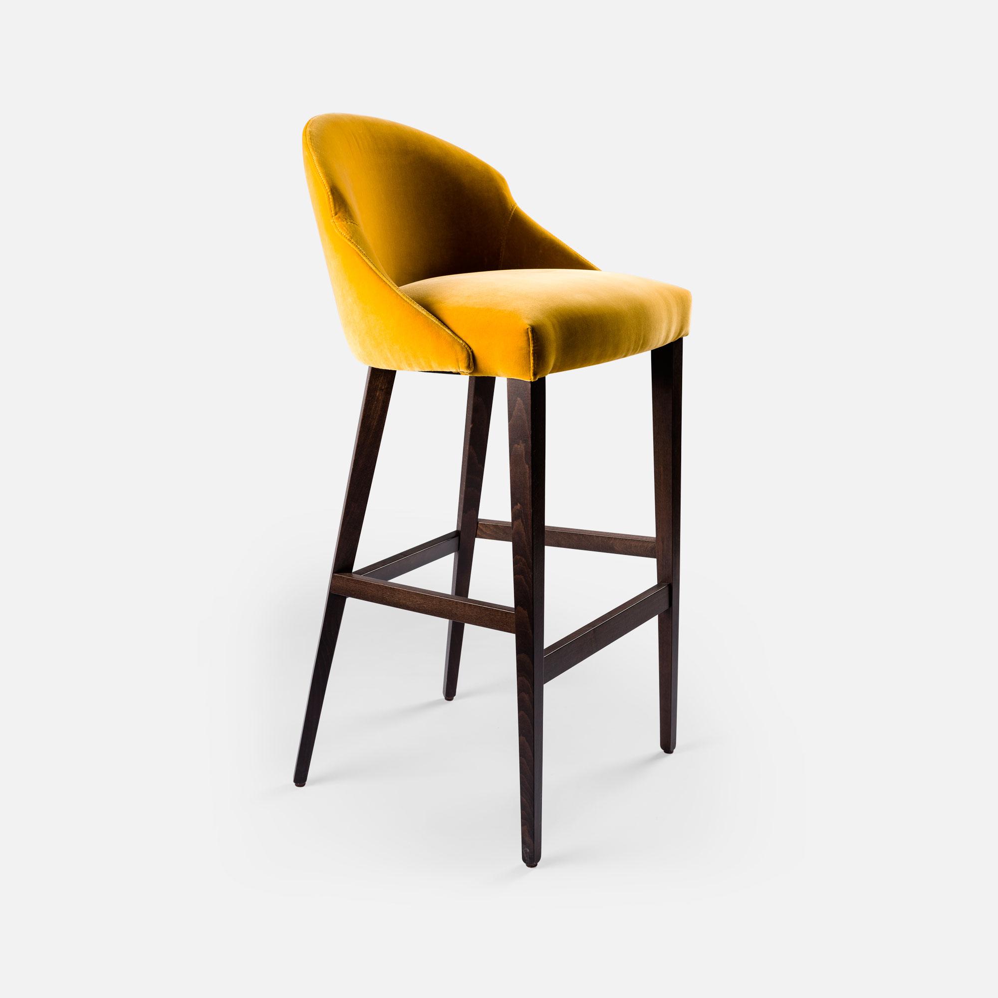 tabouret de bar hypsos pour brasserie collinet. Black Bedroom Furniture Sets. Home Design Ideas