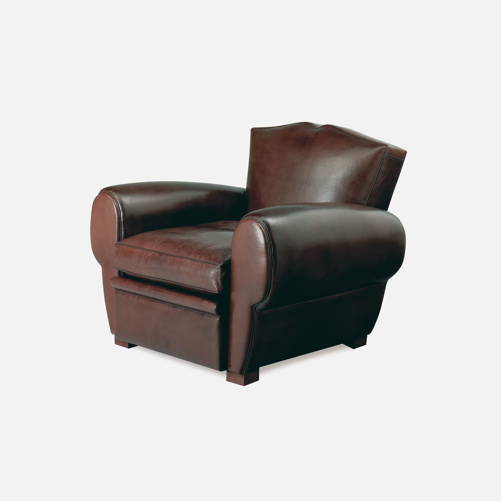 fauteuil club moustache moyen pour chr collinet. Black Bedroom Furniture Sets. Home Design Ideas