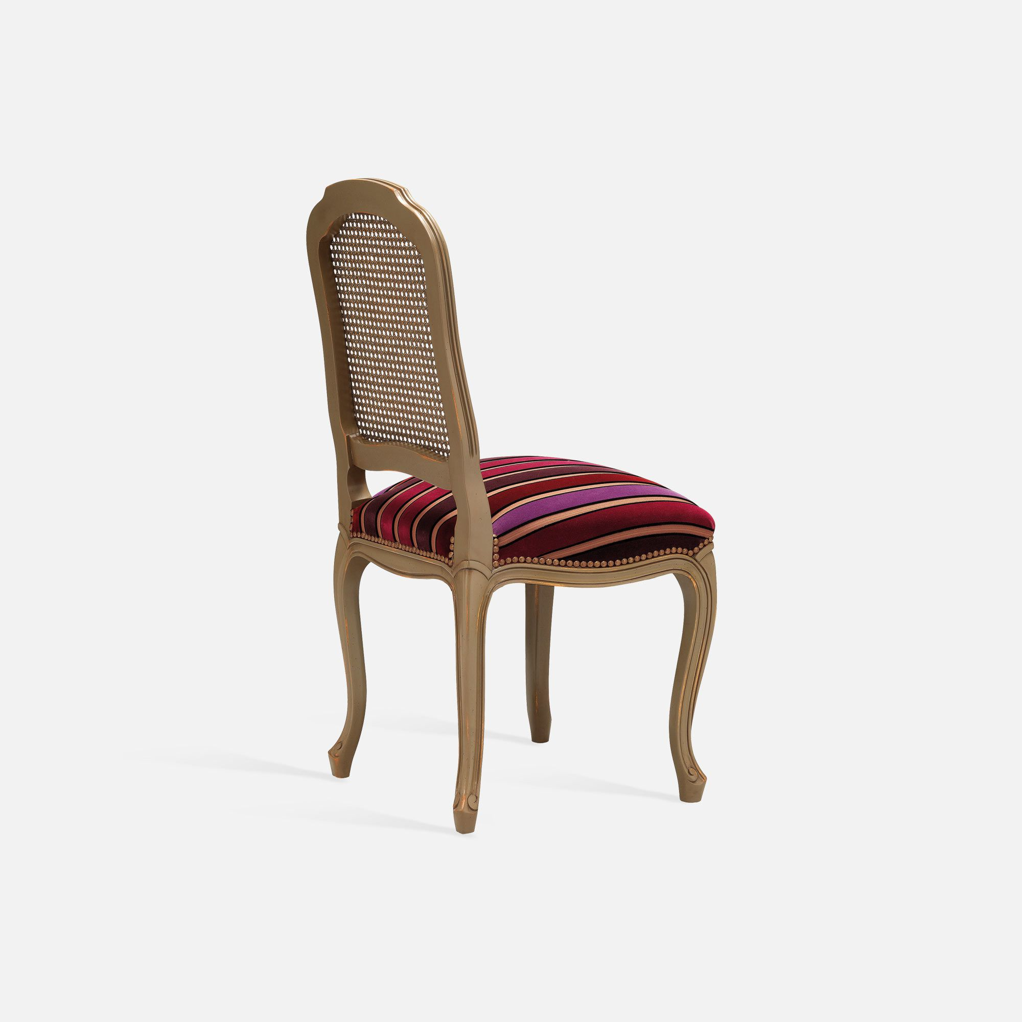 Chaise style Louis XV dos canné | Collinet