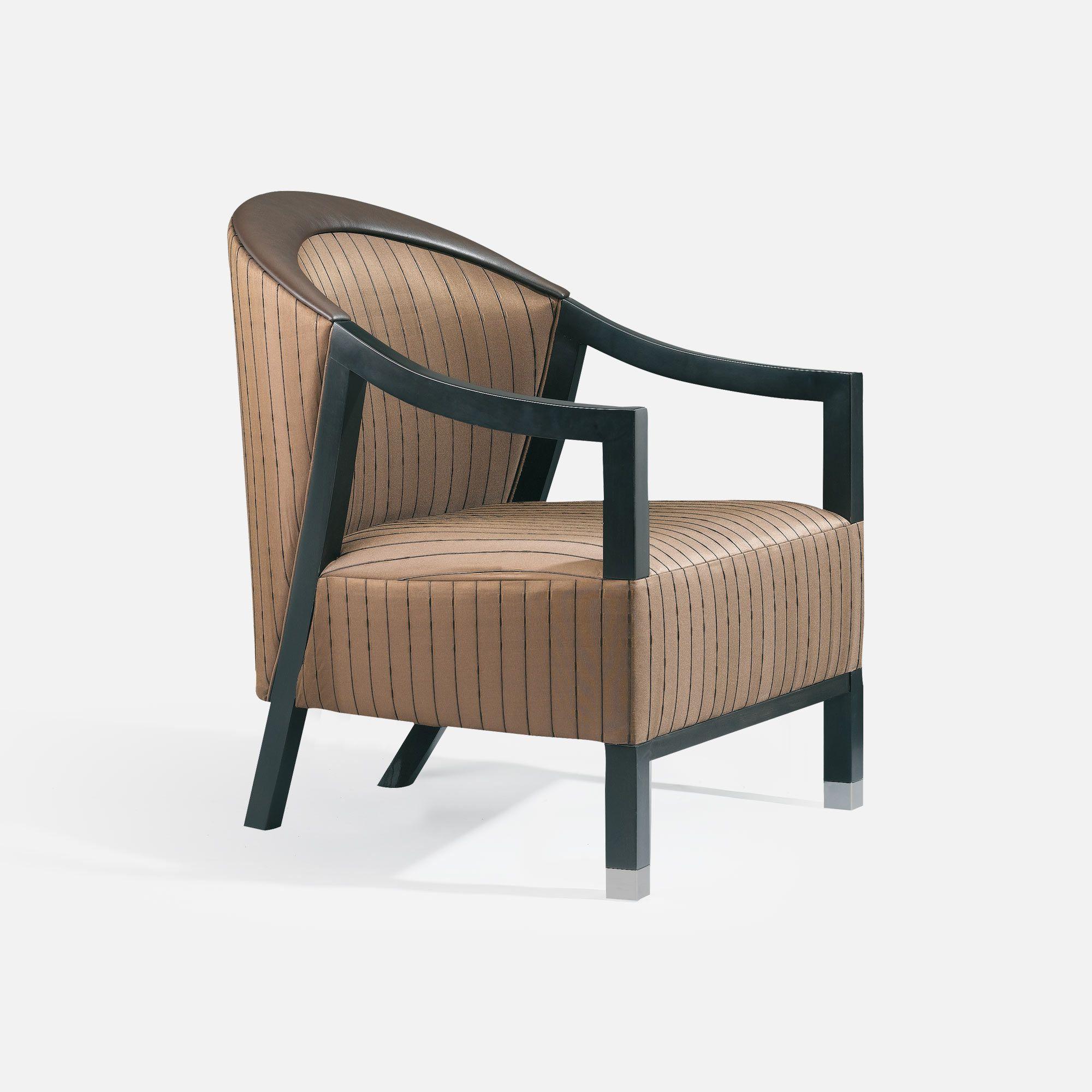 Luxe Design Fauteuil.Fauteuil Luxe Claude Robin Pour Bar Restaurant Hotel Collinet