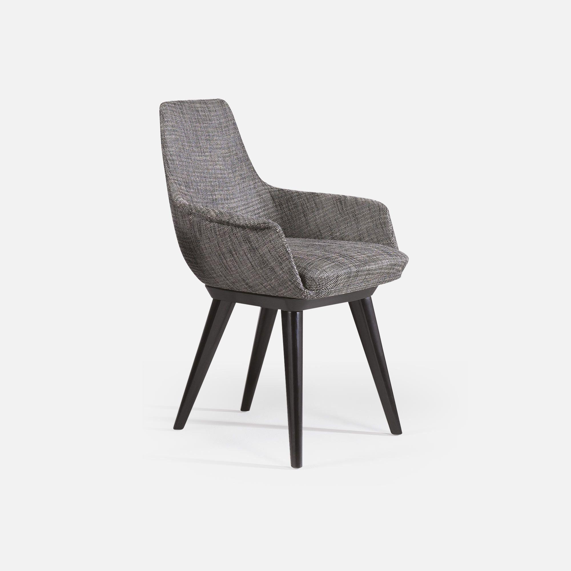 fauteuil de bureau tournant pour h tel illusion collinet. Black Bedroom Furniture Sets. Home Design Ideas