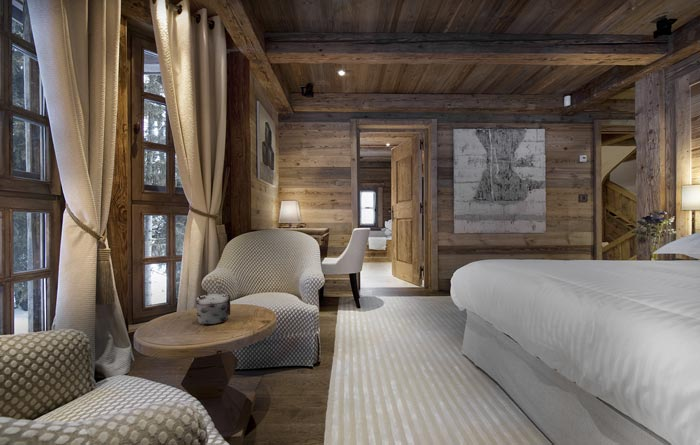 Chalet Courchevel 1