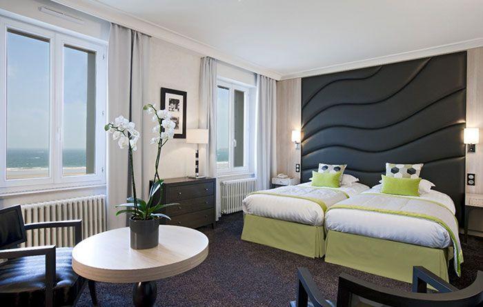 Hotel 5 étoiles Vue Mer à Saint Malo Bretagne